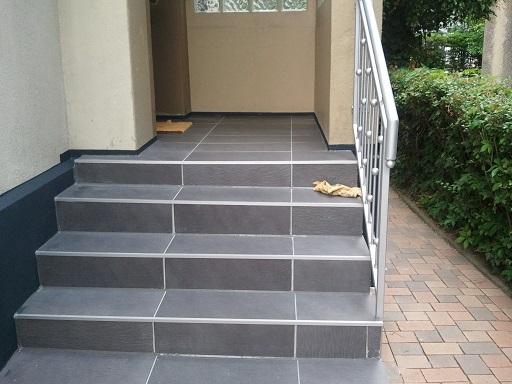 stufen und treppe